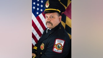 Maryland fire captain dies of injuries after responding to house fire