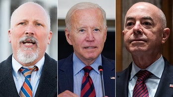 Texas Rep. Chip Roy calls for impeachment of President Biden, DHS Secretary Mayorkas