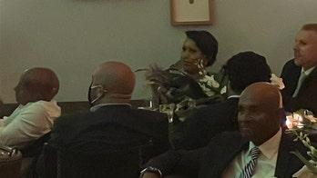 DC Mayor Bowser photographed maskless at wedding reception after reinstating mask mandate
