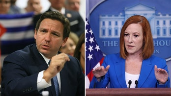 Psaki attacks Florida's DeSantis, governor's office fires back: 'Psaki is the one playing politics'