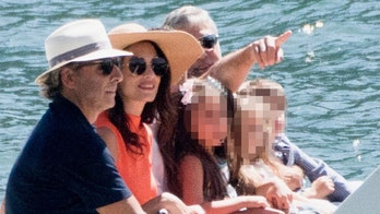 George, Amal Clooney enjoy boat outing with twins in Italy after shutting down pregnancy speculation