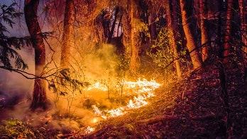 California fires close in on communities as smoke chokes Lake Tahoe
