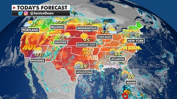 Tropical Storm Ida could be a 'worst-case scenario' for Louisiana, Gulf Coast as heat continues across US