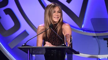 Jennifer Aniston jokes she would guest host 'The Bachelor' following Chris Harrison's exit: 'Gladly'
