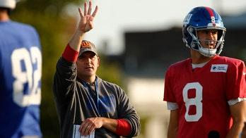 Wild Giants brawl involving Daniel Jones causes Joe Judge to explode