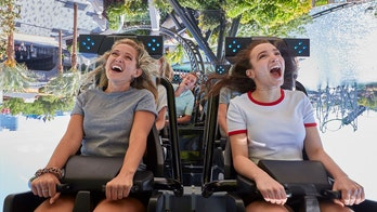 National Roller Coaster Day: What it's like to ride the 'most anticipated' coaster of 2021
