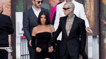 Kourtney Kardashian went berserk searching for Travis Barker's phone on flight