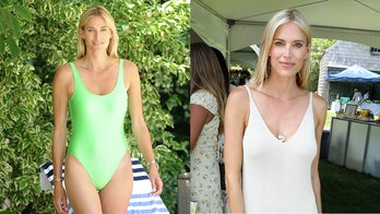 'Real Housewives' alum Kristen Taekman stuns in neon one-piece swimsuit