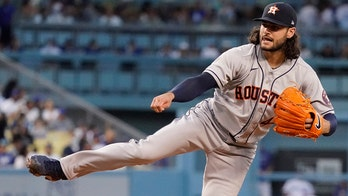 McCullers silences LA bats; Dodger Stadium fans jeer Astros