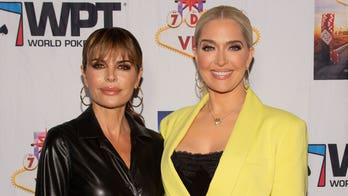 Lisa Rinna suggests a 'screaming fight' between a 'RHOBH' producer and Erika Jayne was edited out