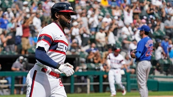 Luis Robert homers twice as White Sox pound Cubs 13-1