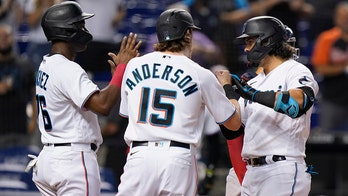 Alfaro's early homer lifts Marlins past Nationals
