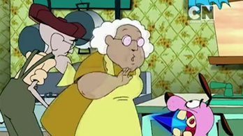 Thea White, voice actress best known as Muriel Bagge in 'Courage the Cowardly Dog,' dead at 81