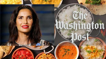 Top Chef star, other critics flame WaPo columnist following inaccurate claim all Indian food based on curry