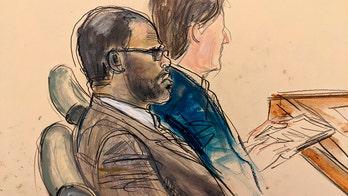 Scenes from Week 3 of R. Kelly's sex-trafficking trial