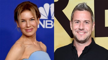 Ant Anstead and Renée Zellweger cuddle up in social media photo