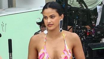 Camila Mendes rocks cheeky bikini while filming upcoming movie 'Strangers'