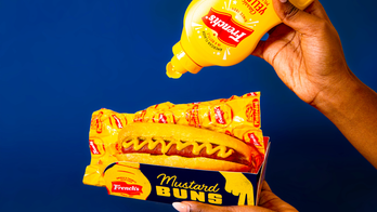 French's launches mustard hot dog buns in time for National Mustard Day