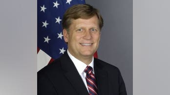 McFaul, former ambassador to Russia, apologizes for DM about 'giant house,' big salary