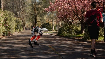 Oregon State University develops first-ever bipedal robot that can run a 5K
