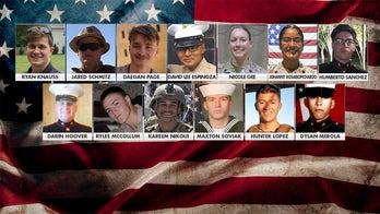 GOP rep offers NDAA amendment to honor 13 service members killed in Afghanistan evacuation effort