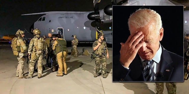 Biden relying on Taliban thugs to grant stranded Americans 'safe passage' out of Afghanistan