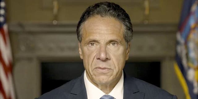 An investigation into New York Gov. Andrew Cuomo has found that he sexually harassed multiple current and former state government employees. State Attorney General Letitia James announced the findings Tuesday. (Office of the NY Governor via AP )