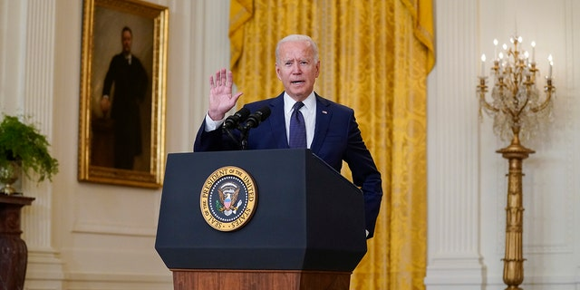 Biden's Afghanistan remarks suggest possible extension of US mission past Aug. 31