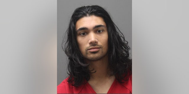 Andrew Beavers, 23, is charged with first- and second-degree murder in the death of his mother, Juanita Koilpillai.