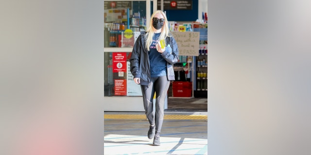 'Real Housewives of Beverly Hills' star Erika Jayne was spotted for the first time since her estranged husband, former attorney Tom Girardi, was seen at an assisted living facility smack dab in the middle of their ongoing legal troubles.