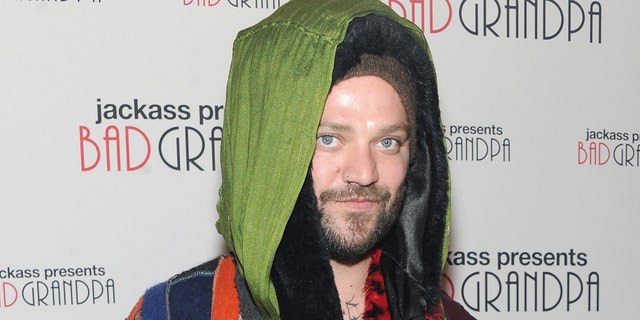 Bam Margera was accused of attacking a woman in a hotel room.