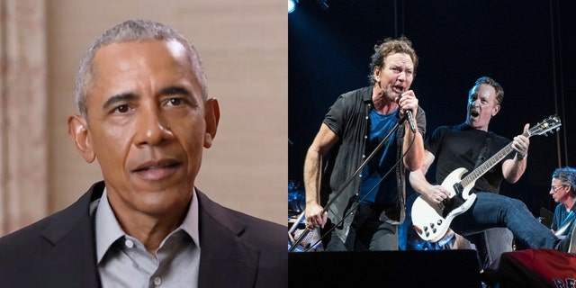 A spokesperson for Pearl Jam confirmed to Fox News the band will not be performing at Barack Obama's 60th birthday at Martha's Vineyard.