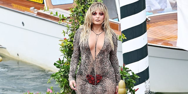 Bebe Rexha appeared at multiple nights of the Dolce &versterker; Gabbana event.