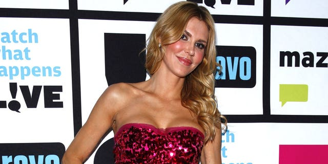 Brandi Glanville revealed she has been hospitalized after suffering an unknown infection.