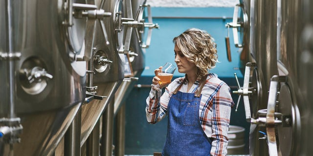 """According to the Brewers Association, a brewery is considered craft if it is a """"small and independent brewer."""""""