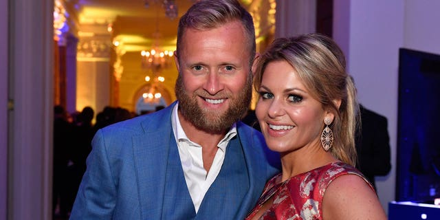 Candace Cameron Bure and Valeri Bure married in 1996. The two share three children together.