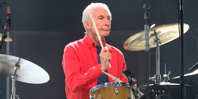 Charlie Watts died peacefully at age 80, his publicist said in August.