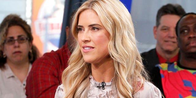 HGTV star announced she's engaged to Joshua Hall, a realtor, on social media.