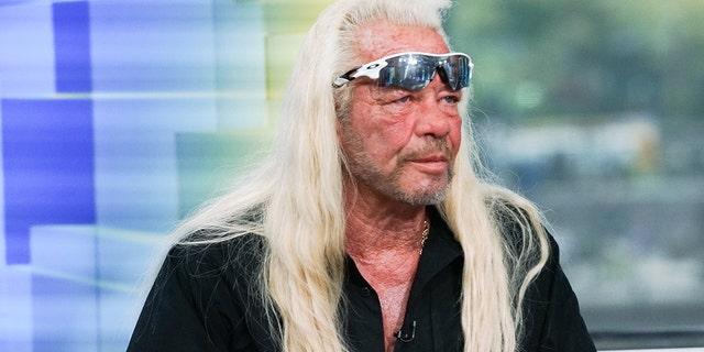 Duane 'Dog' Chapman's daughters are in a feud over his wedding invite list.