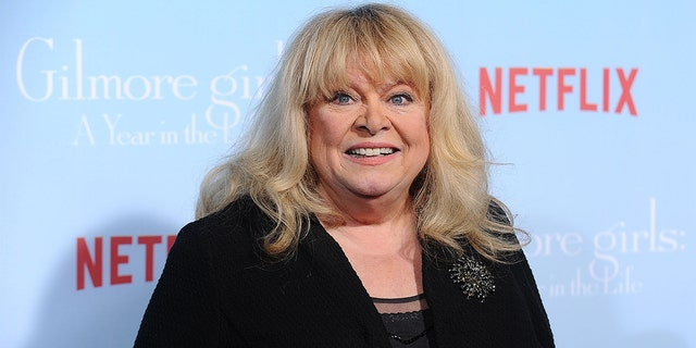 """Actress Sally Struthers still has fond memories from her time filming """"All in the Family."""""""