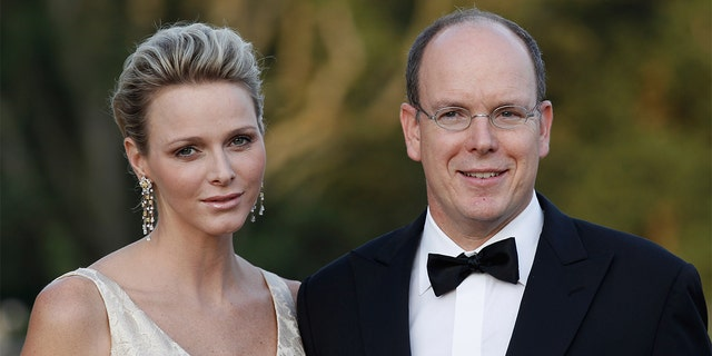 Princess Charlene told South Africa Radio 702's host Mandy Wiener that she expects to leave South Africa around the end of October after another medical procedure, adding that she 'cannot force healing.'