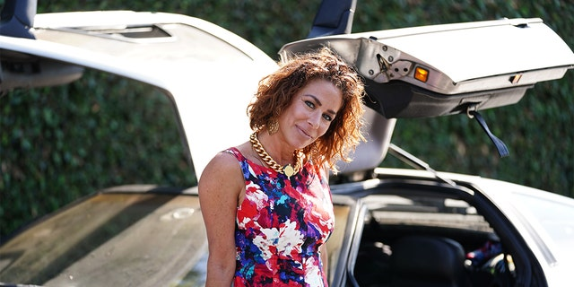 Claudia Wells is grateful for the success she achieved as Jennifer Parker in 'Back to the Future.'