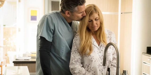 """The case of John Meehan was previously chronicled in a scripted series titled """"Dirty John"""" starring Connie Britton and Eric Bana."""