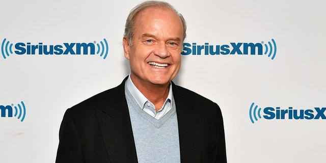 Kelsey Grammer says he's feeling optimistic about the future.