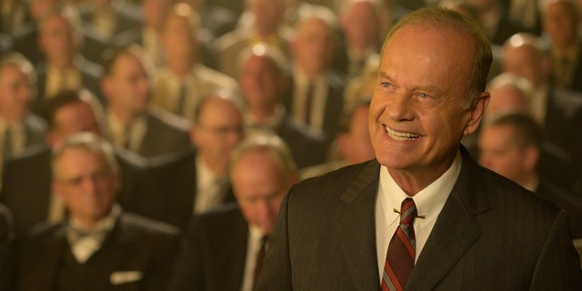 According to Forbes, Kelsey Grammer's character in 'Charming the Hearts of Men' is loosely based on Congressman Howard Smith, a Democrat from Virginia who passed away in 1976 나이에 93.