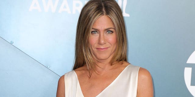 Jennifer Aniston said in a new interview that it'd be 'nice' to date someone who isn't a public figure.