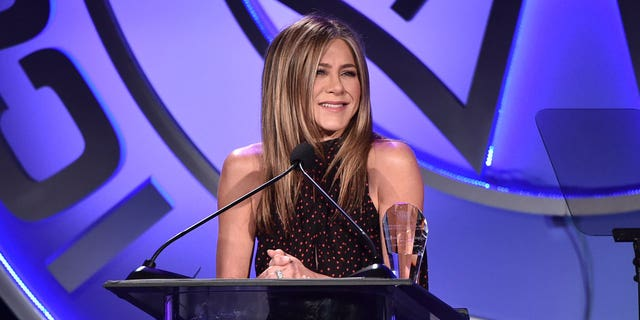 Jennifer Aniston confirmed she will not attend the upcoming Emmy Awards.