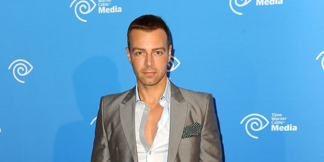 Joey Lawrence believes his upcoming film 'Swim' will give viewers a type of 'escapism' from real life. The film is part of Tubi's shark month content.