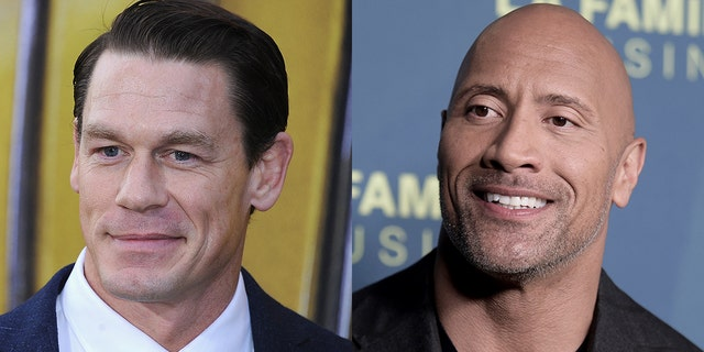 John Cena hopes to see Dwayne 'The Rock' Johnson back in the WWE ring.