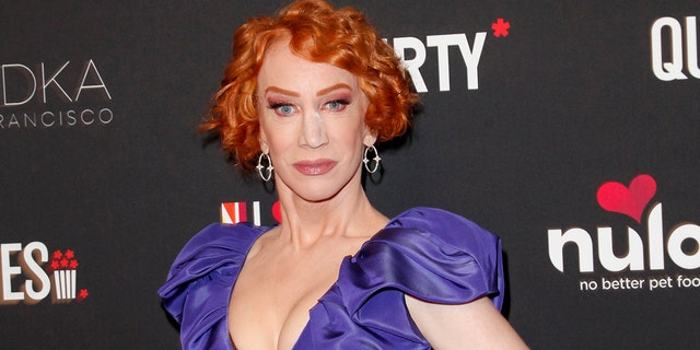Kathy Griffin shared that she previously battled addiction and thoughts of suicide.
